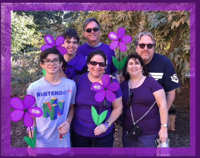 Walk to End Alzheimers Thousand Oaks CA October 2015
