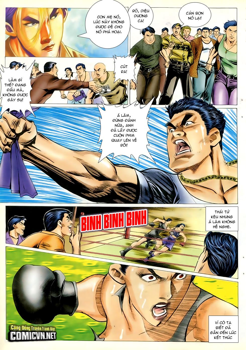 Người Trong Giang Hồ chapter 294 trang 25