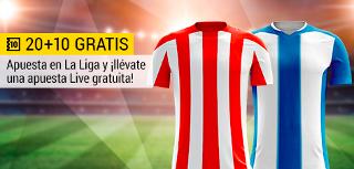 bwin promocion 10 euros Sporting vs Espanyol 25 abril