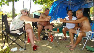 camping em Nova Viçosa