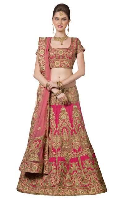 How Much Do You Give For A Wedding Indian Lehenga Bridal