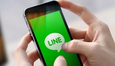 Manfaat Aplikasi LINE Sebagai Grup Para Mahasiswa