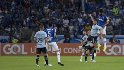 Grêmio x Cruzeiro - Brasileirão 2018