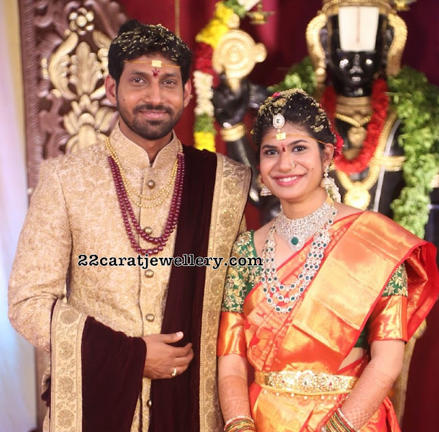 Boyapati Sreenu Brother Daughter Wedding