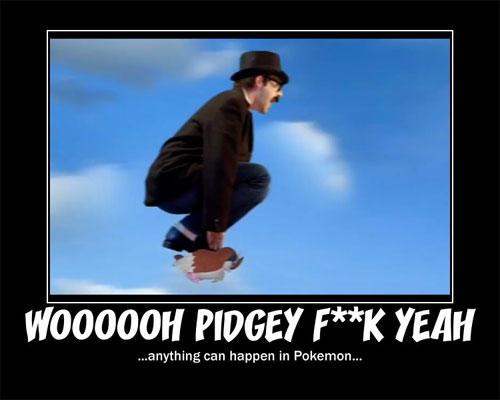 24 Hilarious Pokémon Motivators 17