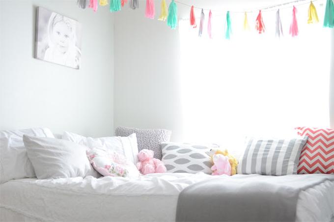 Decoração de quarto de criança