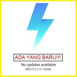 MIUI V9.6.2.0 BARU