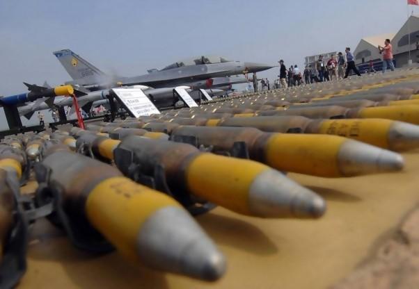 Konflik Dunia Mengingkat, Industri Senjata AS Untung Besar