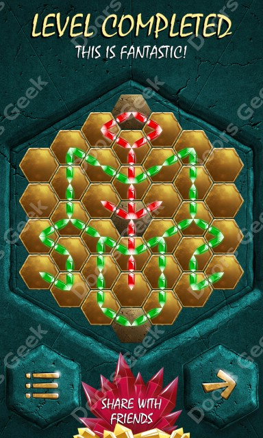 Crystalux Lösung