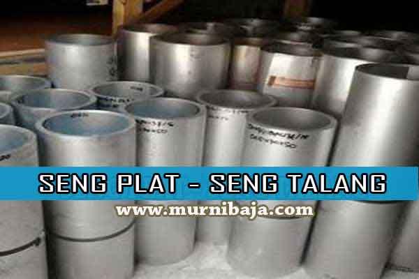 Harga Seng Plat Seng Talang Jakarta Pusat 2020