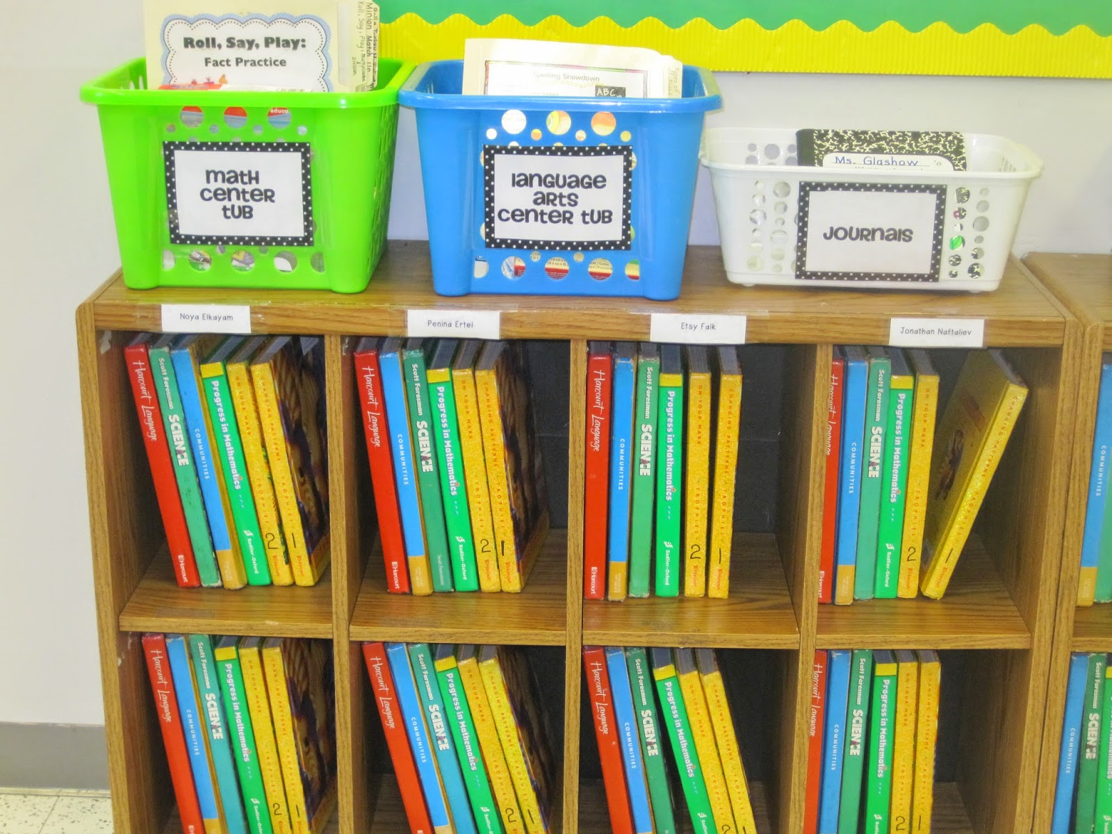 The Third Grade Learning Spot My Classroom