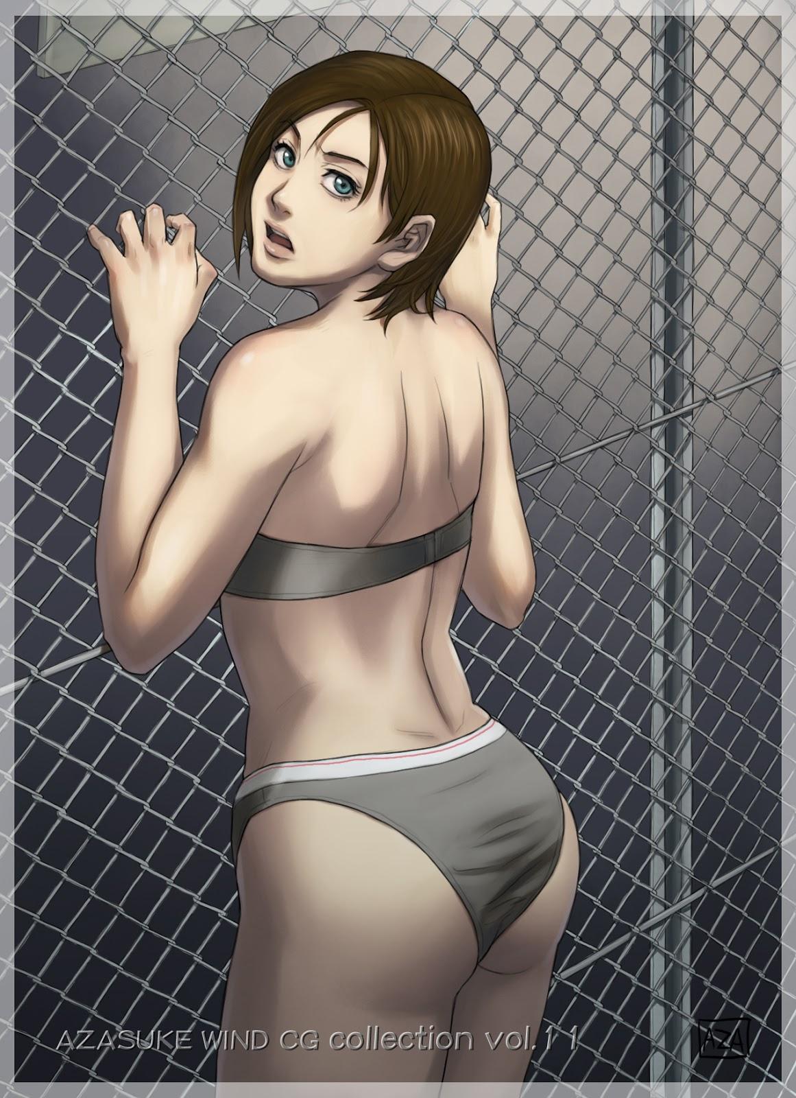 Resident Evil Jill Valentine Naked 65