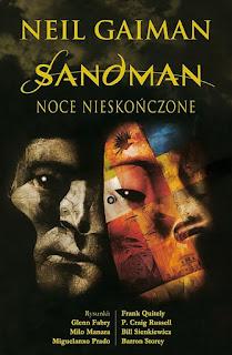 Sandman: Noce nieskończone okładka