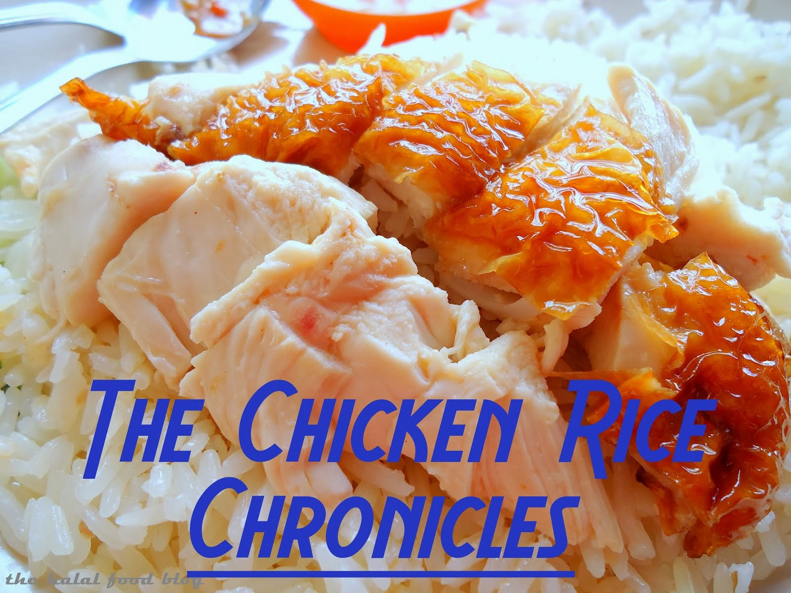 The Chicken Rice Chronicles Series