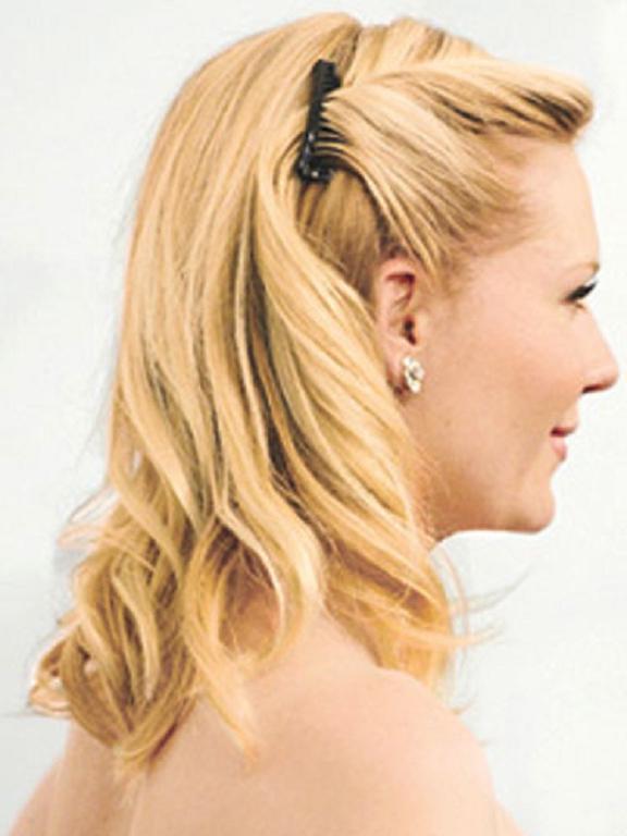 Peinados Simples Casual Para Mujeres 2013 Peinados Cortes De Pelo