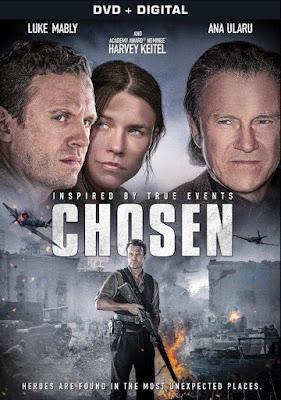 Chosen 2016 DVD R2 PAL Spanish