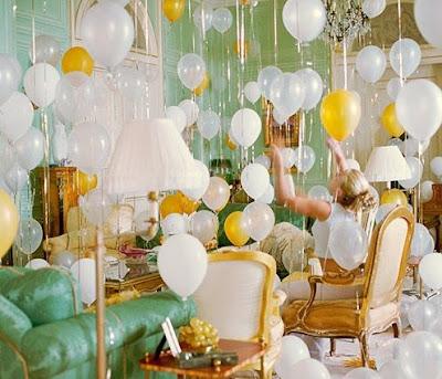 dekorasi ulang tahun dewasa terbaru