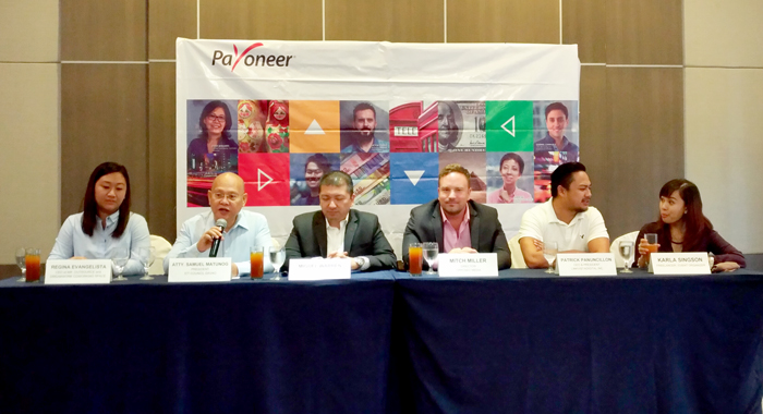 Payoneer Press Conference at Park Inn Radisson, Davao City