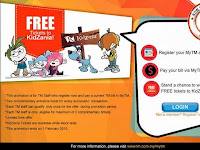 A Chance for MyTM Members to Win KidZania Tickets