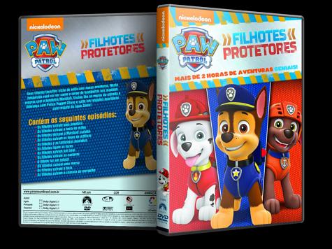 Paw Patrol: Filhotes Protetores