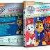 Paw Patrol: Filhotes Protetores DVD Capa