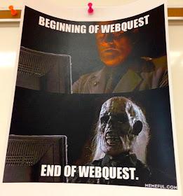 Classroom humor - high school memes - www.traceeorman.com