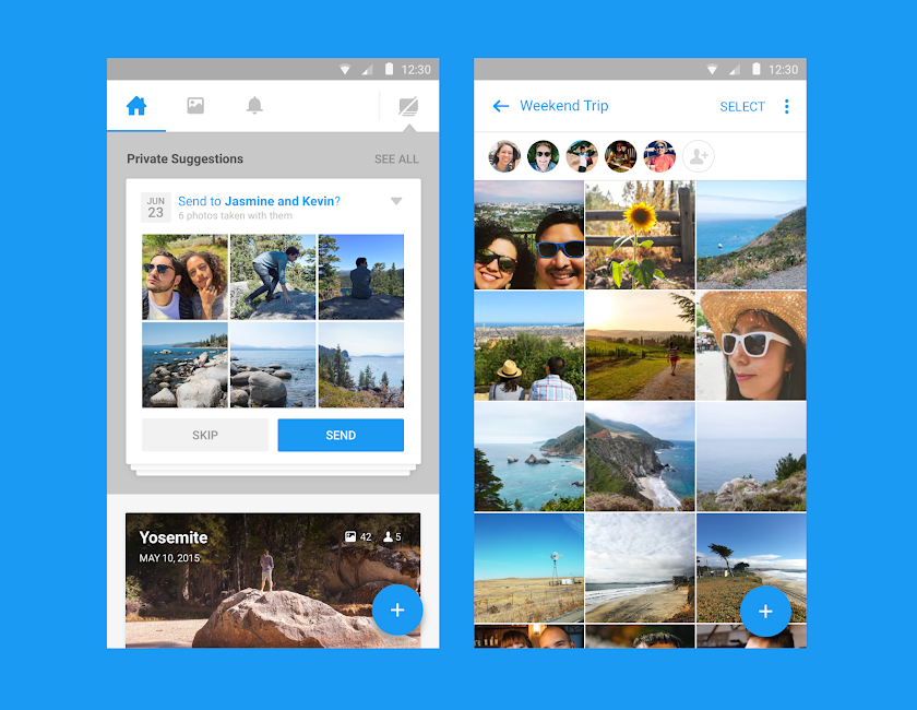 Facebook will shut down Moments photo app on February 25th