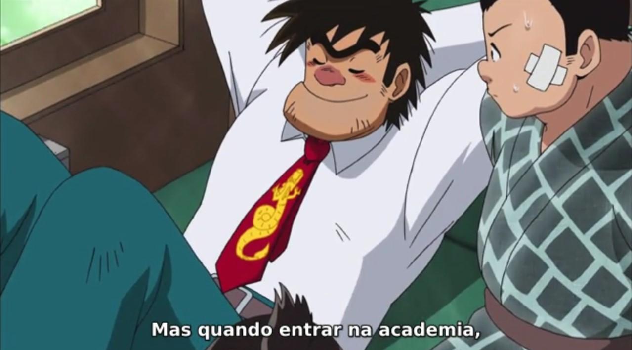 Abarenbou Kishi!! Matsutarou: Episódio 04 – A Palpitação Em Meu Peito