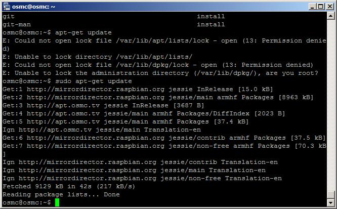 HOW-TO: Install a PVR (SickGear) on Raspberry Pi ~ pimp-my
