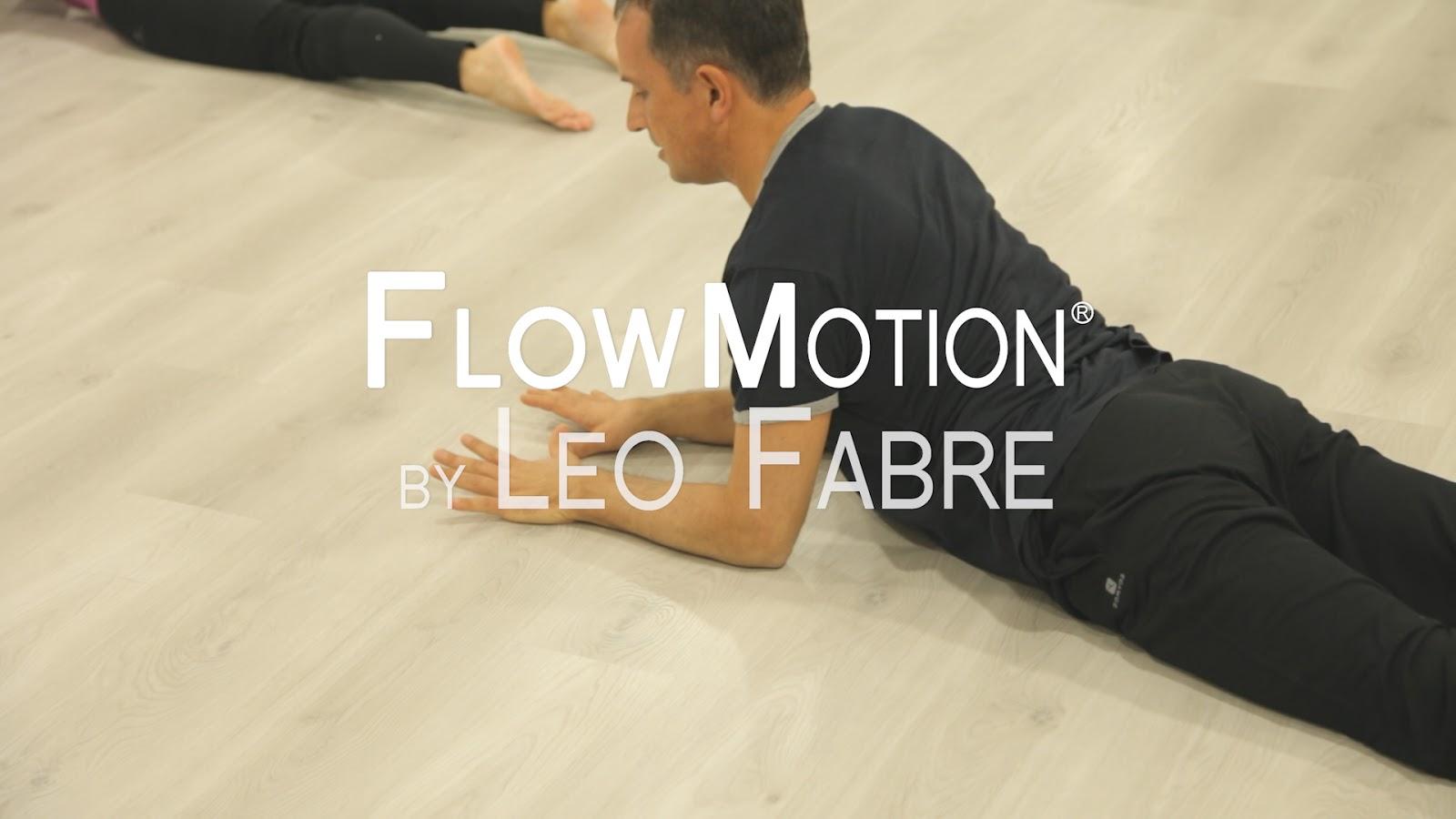 FlowMotion con Leo Fabre