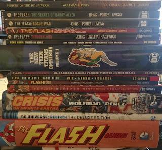 """Anunciados nuevos detalles del evento de DC """"Flash War"""""""