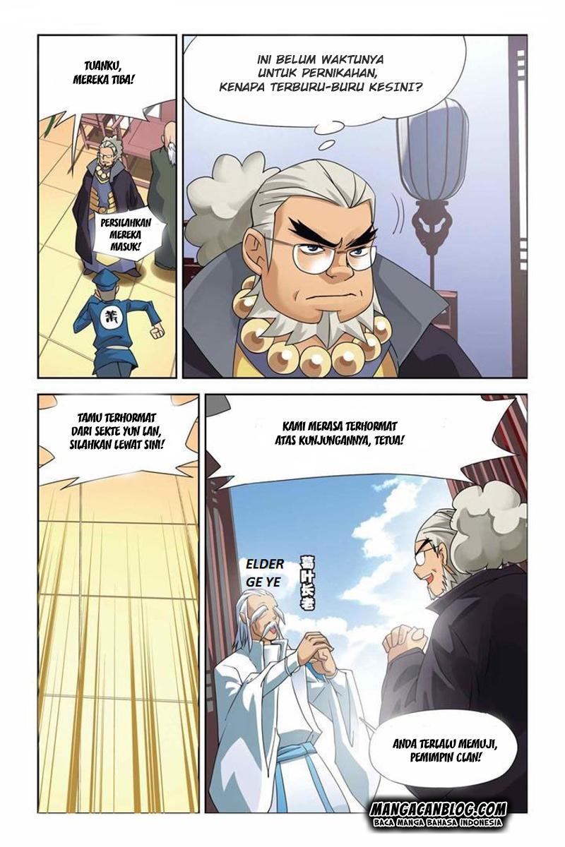 Battle Through Heaven Chapter 01-27