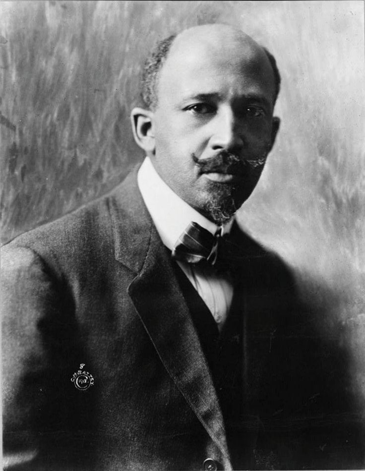 A biography of web du bois a black american historian and sociologist