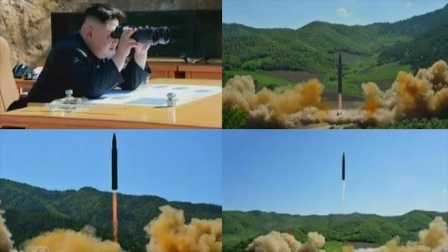 Pyongyang: Nuevo misil puede alcanzar cualquier punto del mundo