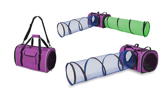 сумка-туннель для кошек Лжексон Гэлакси