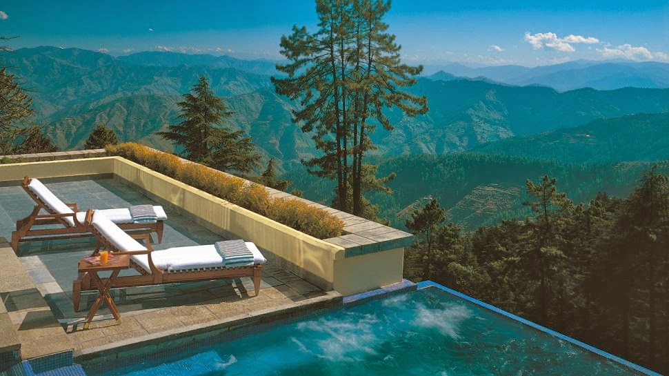 Wildflower Hall, Shimla