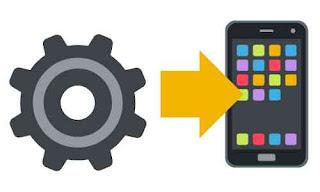 Cara update software di hp android samsung galaxy