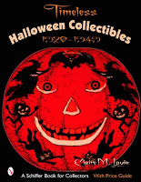 Resource book on vintage Halloween collectibles because author visited the Beistle archives.