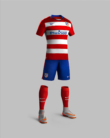 Football Kits With Barcelona Kit Design Footy Headlines