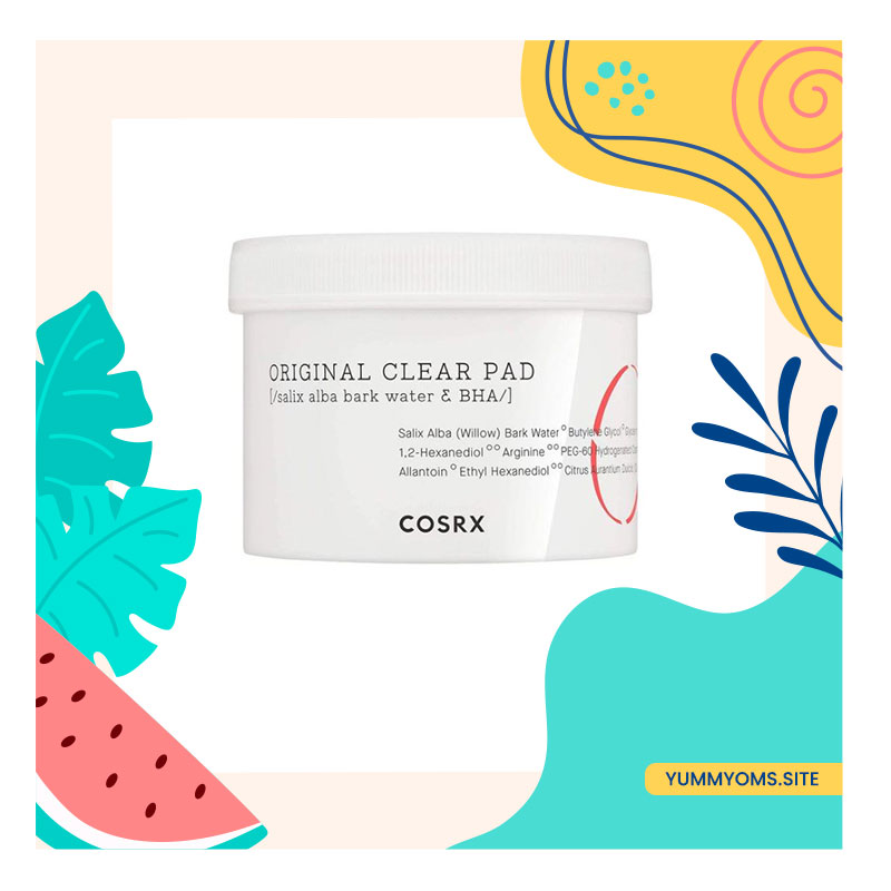 yummyoms.site-Cosrx-One-Step-Original-Clear-Pads