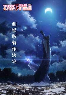 Fate/kaleid liner Prisma Illya Movie: Oath Under the Snow.