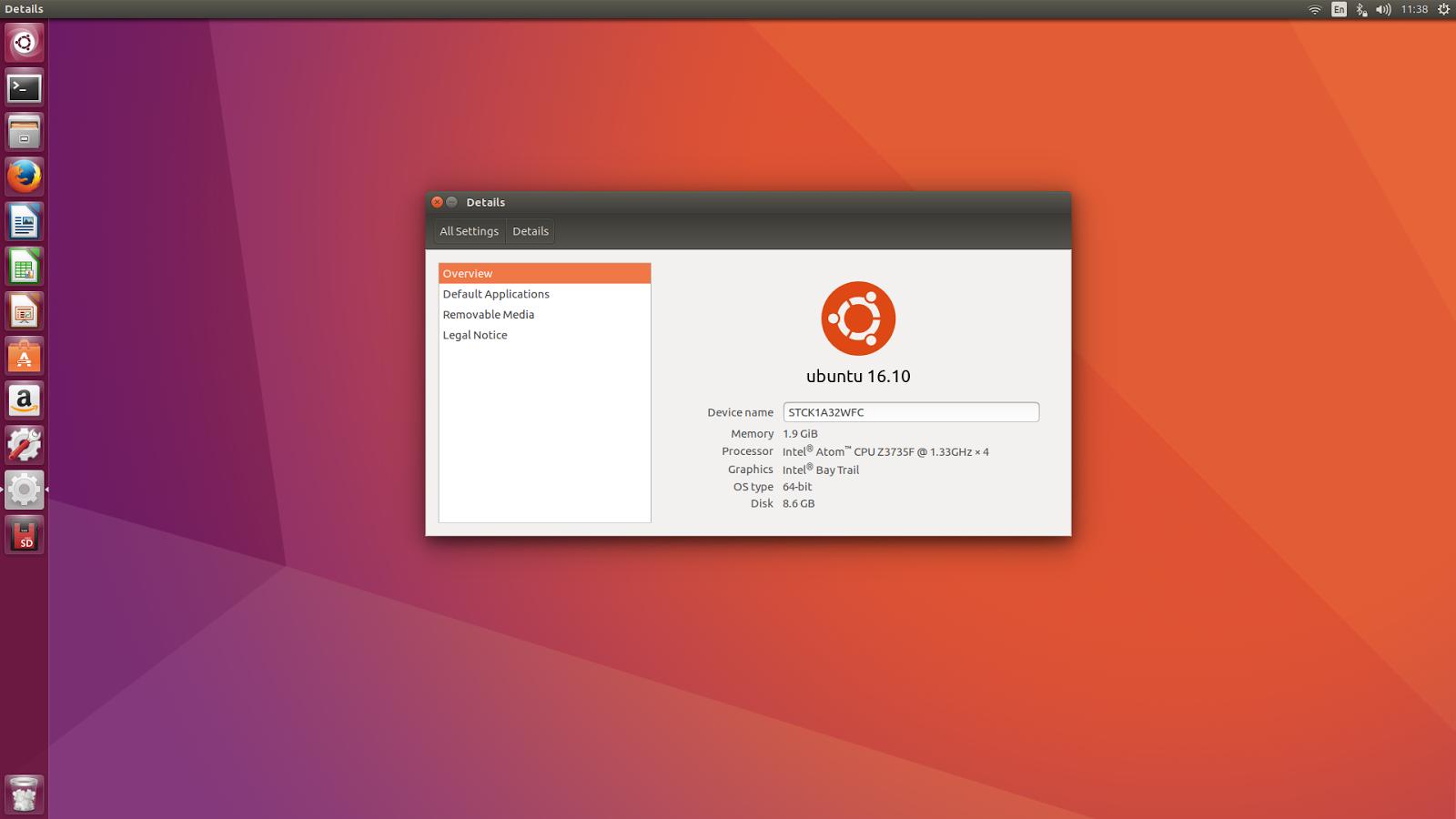 linuxium com au: Running Ubuntu on Intel Bay Trail and Cherry Trail