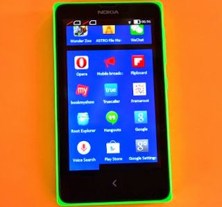 Tutorial cara instal Google Play Store di Nokia X Series dan cara download apk dari Play Store ke Nokia X Android