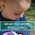 What Adi Wore: Finally Feels Like Fall