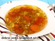 Vidiecka polievka - recept