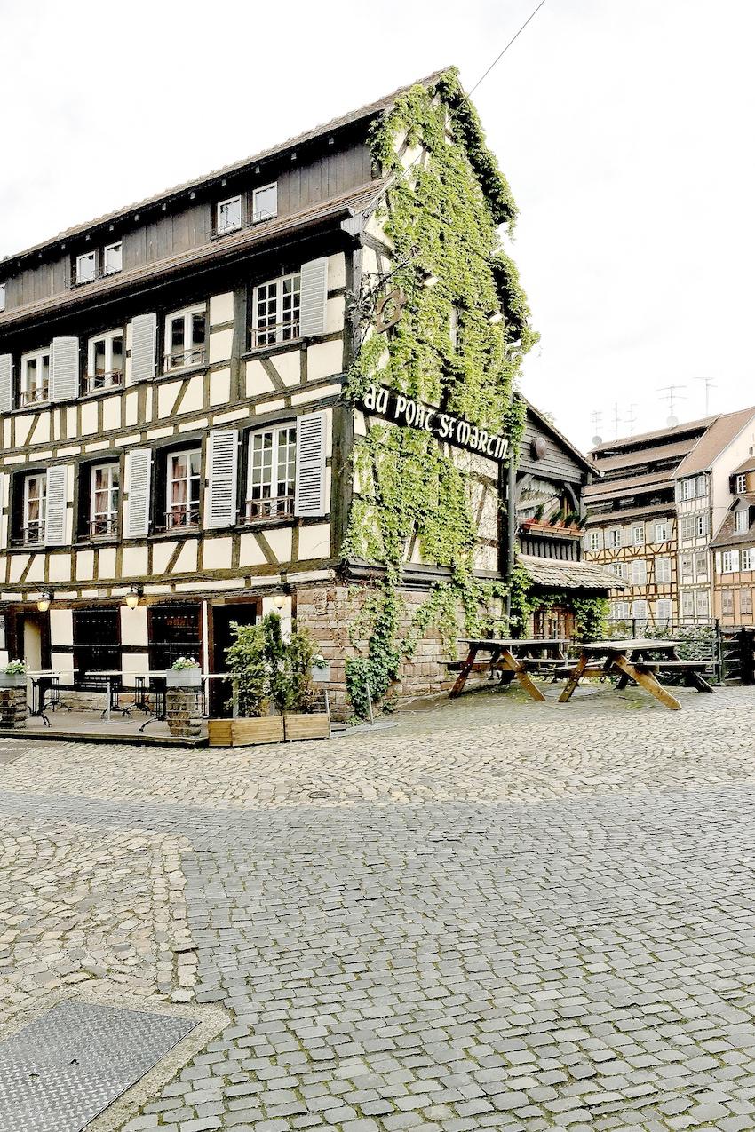 Straßburg zeigt sich zum Abschied nochmals von der schönsten Seite