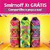 Participe e ganhe um Smirnoff X1