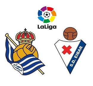 Real Sociedad vs Eibar match highlights