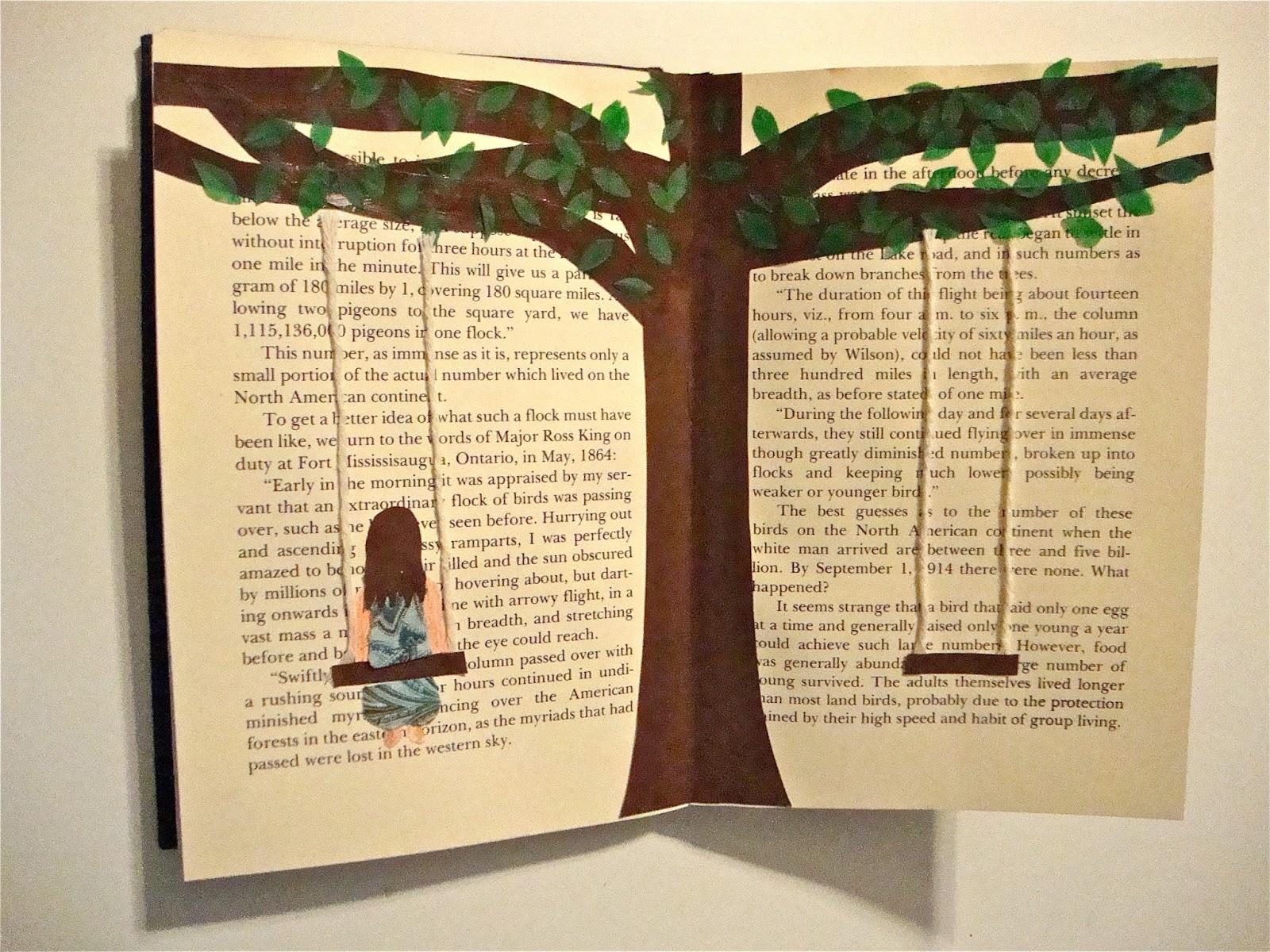 The Many Lives Of Megan Altered Books The Basics