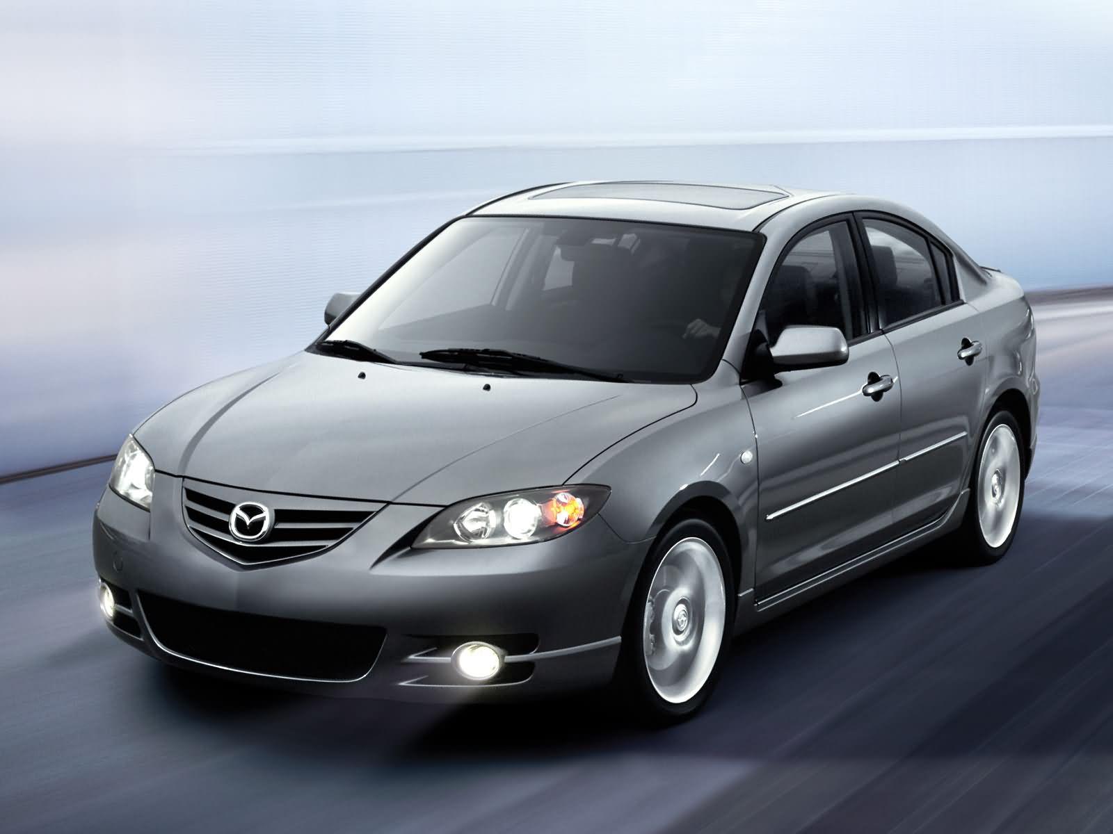 World Car Wallpapers: Mazda 3